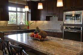 kitchen remodel with new island delaware county