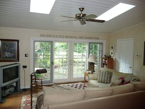 family room home additions
